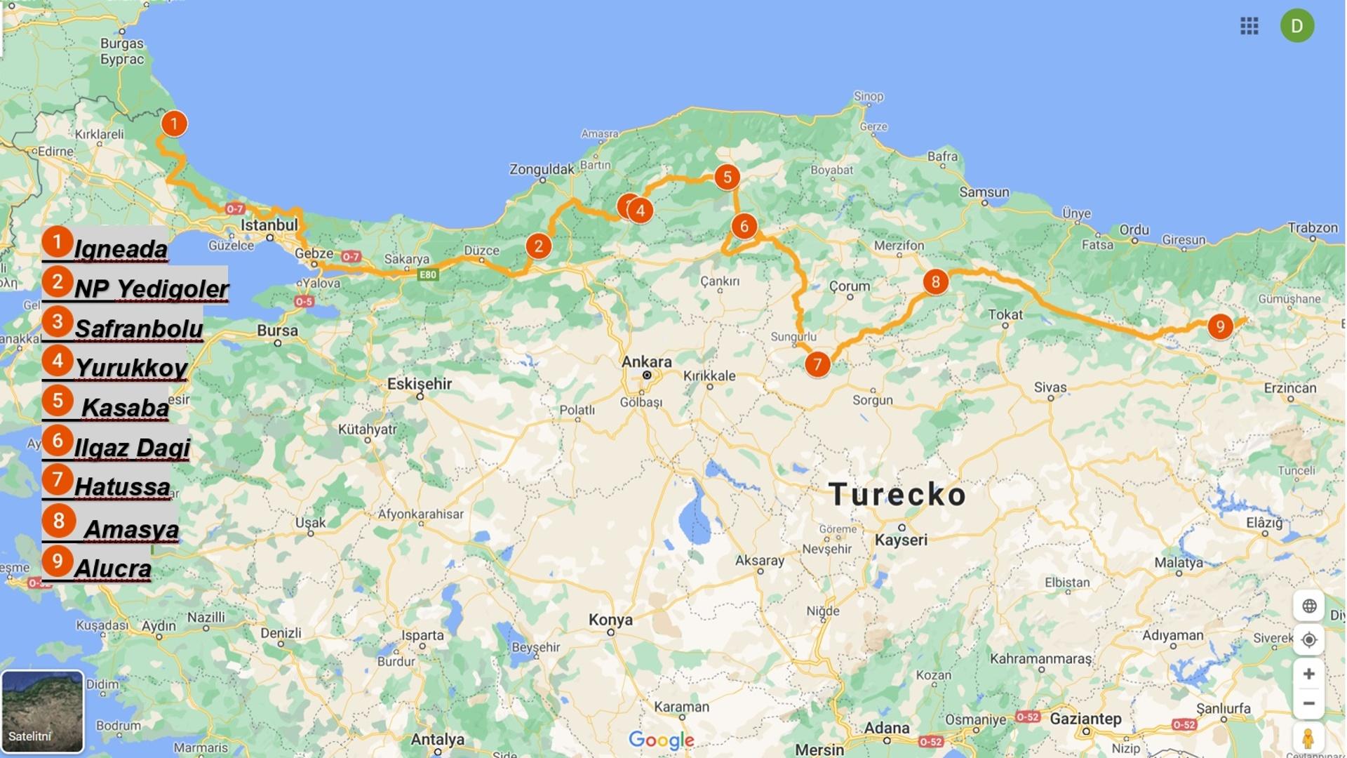 Mapa Sever1